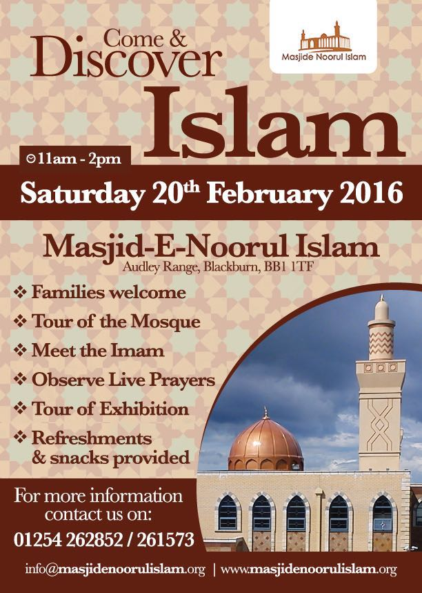 Discover Islam Day